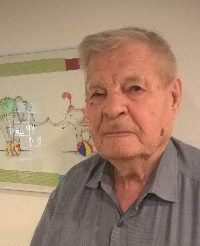 Senioritalon asukkaat kertovat: Eero Ahonen