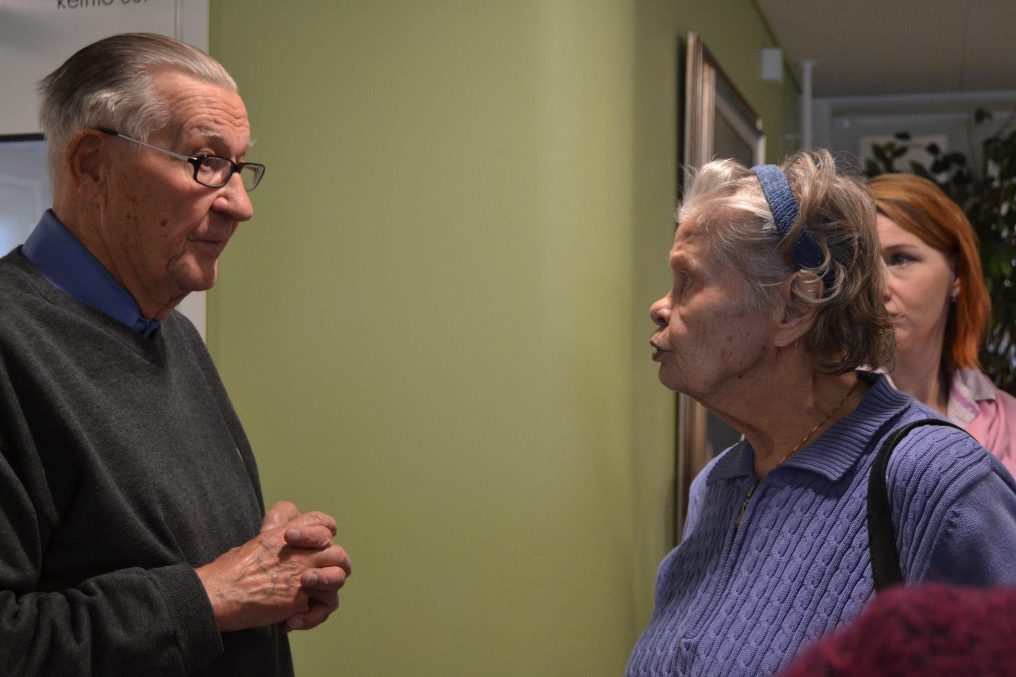 Senioriasunnot kiinnostivat vierailijoita