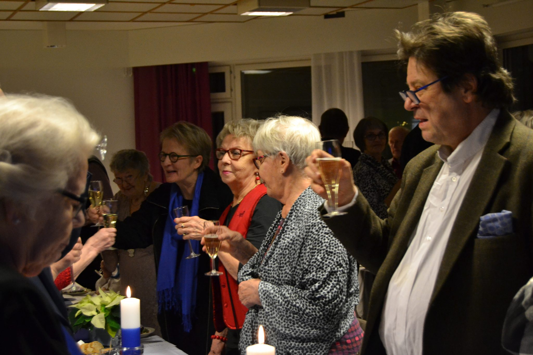 Malja 100 vuotiaalle itsenäiselle Suomelle
