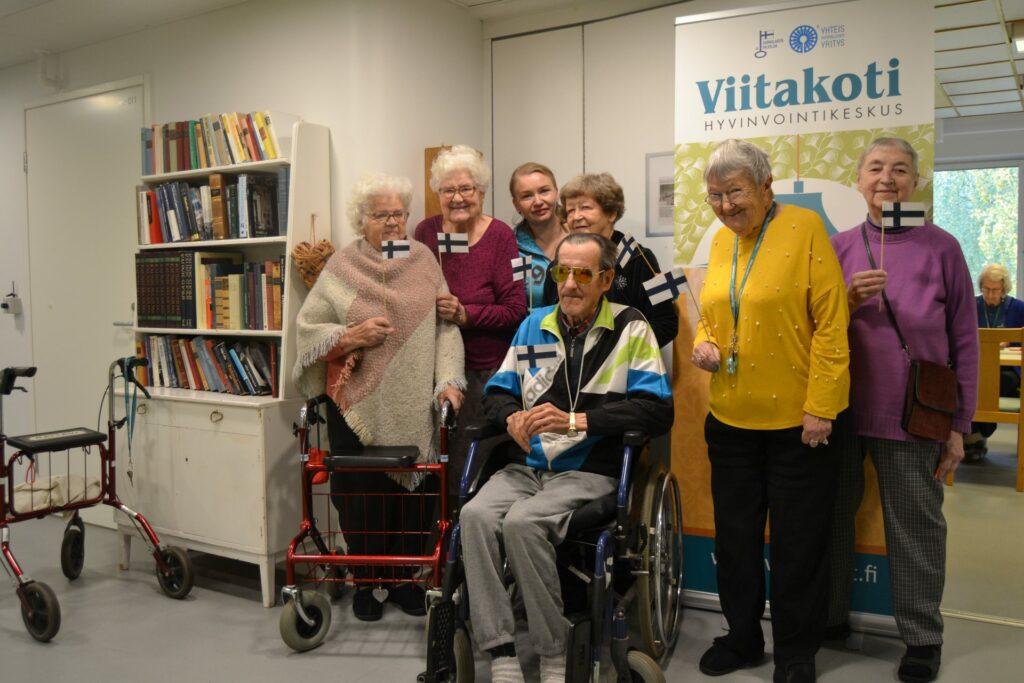 Suomalaisen Työn Liitto on myöntänyt Yhteiskunnallinen yritys- ja Avainlippu -merkin Viitahoiva Oy:lle
